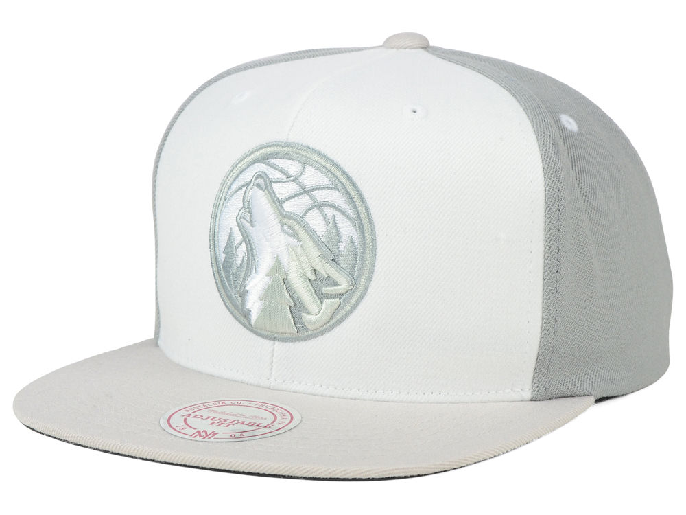 huge selection of 16797 5ae07 ... goldie xl snapback cap online 311d0 0f8d7  norway uk cheap sale 80350  14cef minnesota timberwolves mitchell ness nba white wall snapback cap f2ac4
