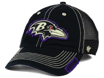 Baltimore Ravens '47 NFL Turner Mesh '47 CLEAN UP Cap