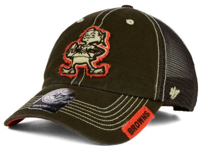 Cleveland Browns '47 NFL Turner Mesh '47 CLEAN UP Cap