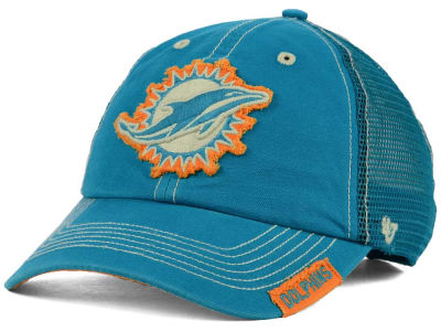 Miami Dolphins '47 NFL Turner Mesh '47 CLEAN UP Cap