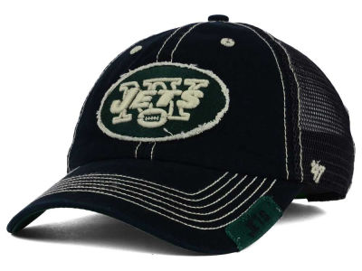 New York Jets '47 NFL Turner Mesh '47 CLEAN UP Cap