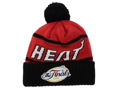 Miami Heat Mitchell and Ness NBA HWC The Champs Knit