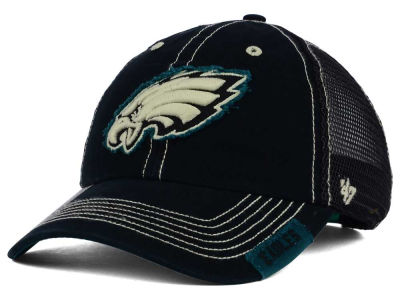 Philadelphia Eagles '47 NFL Turner Mesh '47 CLEAN UP Cap