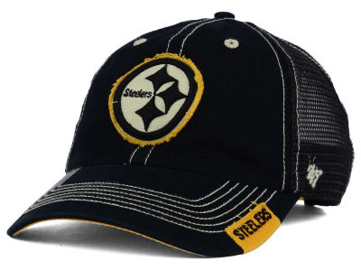 Pittsburgh Steelers '47 NFL Turner Mesh '47 CLEAN UP Cap