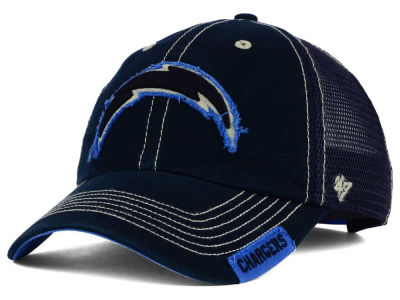 San Diego Chargers '47 NFL Turner Mesh '47 CLEAN UP Cap