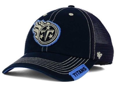 Tennessee Titans '47 NFL Turner Mesh '47 CLEAN UP Cap
