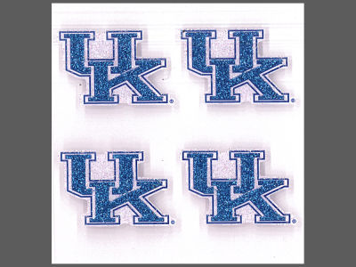 Kentucky Wildcats Fandazzlerz Face Tattoos