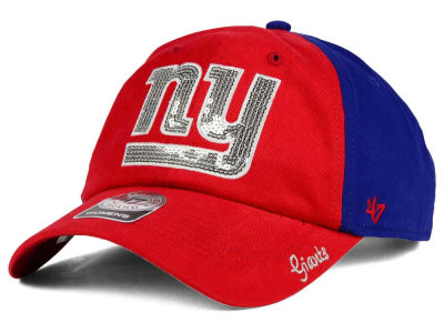 New York Giants '47 NFL Womens '47 Sparkle 2 Tone Adjustable Cap