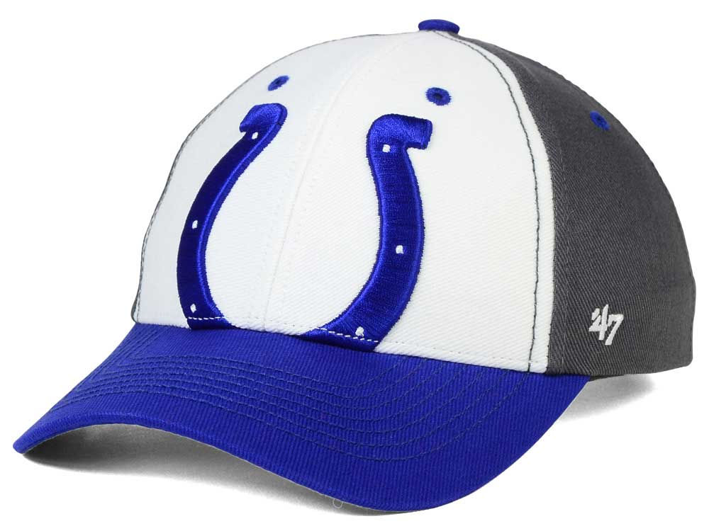 9b35087cf15 Indianapolis Colts  47 NFL Youth Lil Show  47 MVP Cap