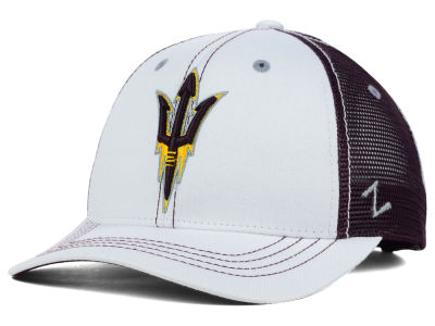 Arizona State Sun Devils Zephyr NCAA Whiteboard Hat