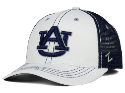 Auburn Tigers Zephyr NCAA Whiteboard Hat