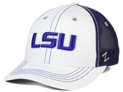 LSU Tigers Zephyr NCAA Whiteboard Hat