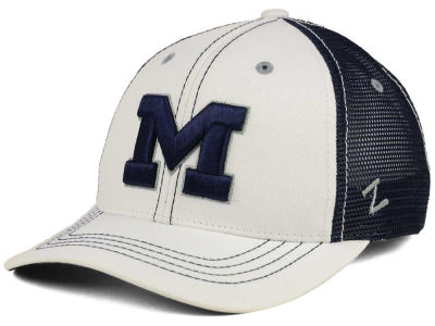 Michigan Wolverines Zephyr NCAA Whiteboard Hat