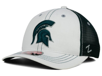 Michigan State Spartans Zephyr NCAA Whiteboard Hat
