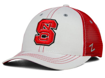 North Carolina State Wolfpack Zephyr NCAA Whiteboard Hat