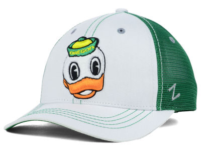 Oregon Ducks Zephyr NCAA Whiteboard Hat