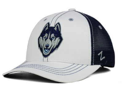 Connecticut Huskies Zephyr NCAA Whiteboard Hat