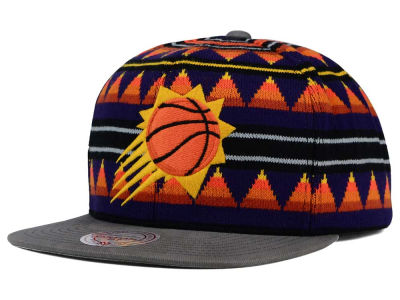 Phoenix Suns Mitchell and Ness NBA Mixtec Snapback Cap