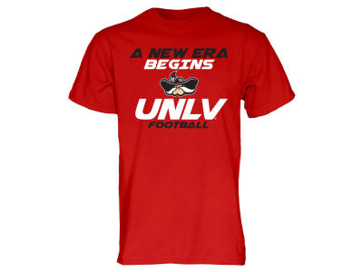 UNLV Runnin Rebels Blue 84 NCAA Men's A New Era Begins T-Shirt