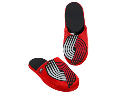 Portland Trail Blazers Big Logo Slippers