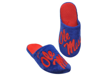 Ole Miss Rebels Big Logo Slippers