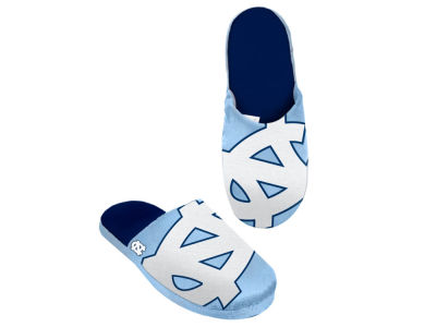 North Carolina Tar Heels Big Logo Slippers