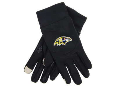 Baltimore Ravens Texting Gloves