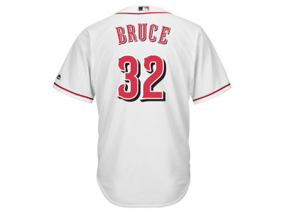 Cincinnati Reds Jay Bruce Majestic MLB Men's Player Replica CB Jersey