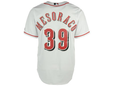 Cincinnati Reds Devin Mesoraco Majestic MLB Men's Player Replica CB Jersey