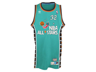 NBA All Star Shaquille O'Neal adidas Originals NBA Men's Retro All-Star Jersey