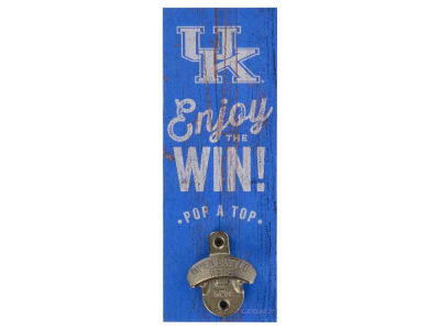Kentucky Wildcats Wall Mount Bottle Opener
