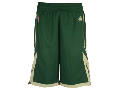 Milwaukee Bucks adidas NBA Men's 3G Swingman Shorts