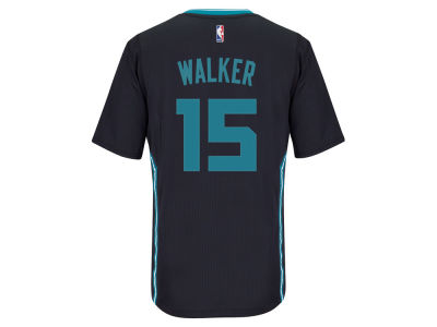 Charlotte Hornets Kemba Walker adidas NBA Men's New Swingman Jersey