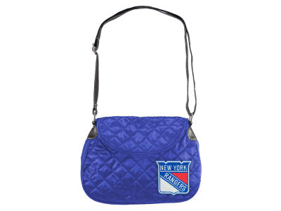 New York Rangers Quilted Saddlebag