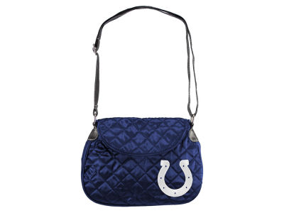 Indianapolis Colts Quilted Saddlebag