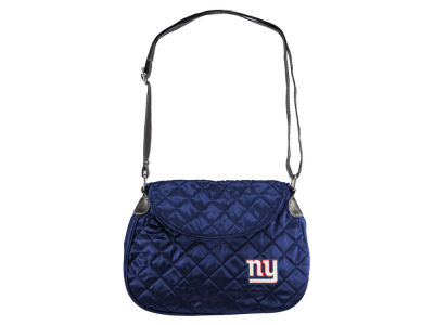 New York Giants Quilted Saddlebag