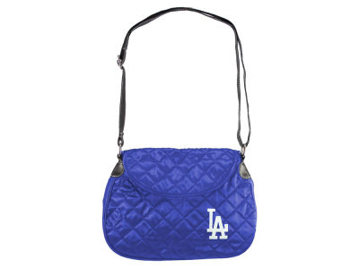 Los Angeles Dodgers Quilted Saddlebag