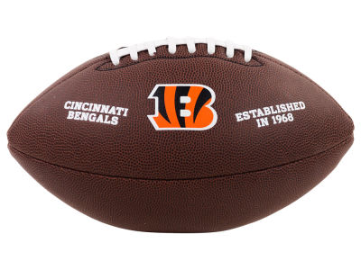 Cincinnati Bengals NFL Composite Football