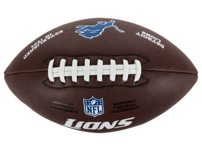 Detroit Lions NFL Composite Football