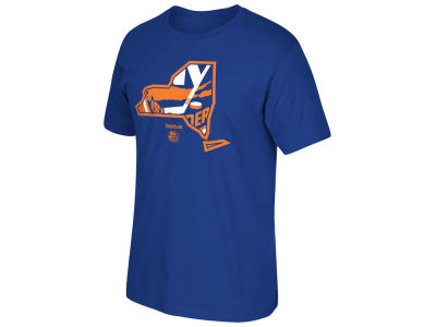 New York Islanders Reebok NHL Men's State of Mind T-Shirt