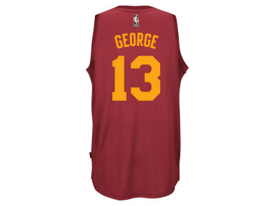 Indiana Pacers Paul George adidas NBA Men's Hardwood Classic Swingman Jersey