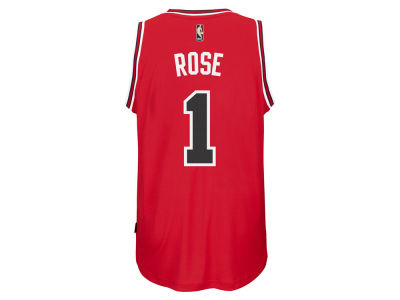 Chicago Bulls Derrick Rose adidas NBA Men's Hardwood Classic Swingman Jersey