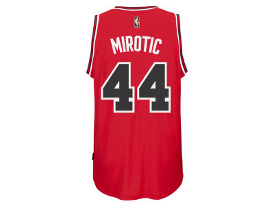 Chicago Bulls Nikola Mirotic adidas NBA Men's Hardwood Classic Swingman Jersey