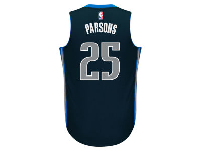 Dallas Mavericks Chandler Parsons adidas NBA Swingman Jersey