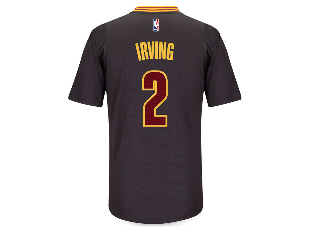 c9ae80e18 Cleveland Cavaliers Kyrie Irving adidas NBA Men s Swingman Jersey ...