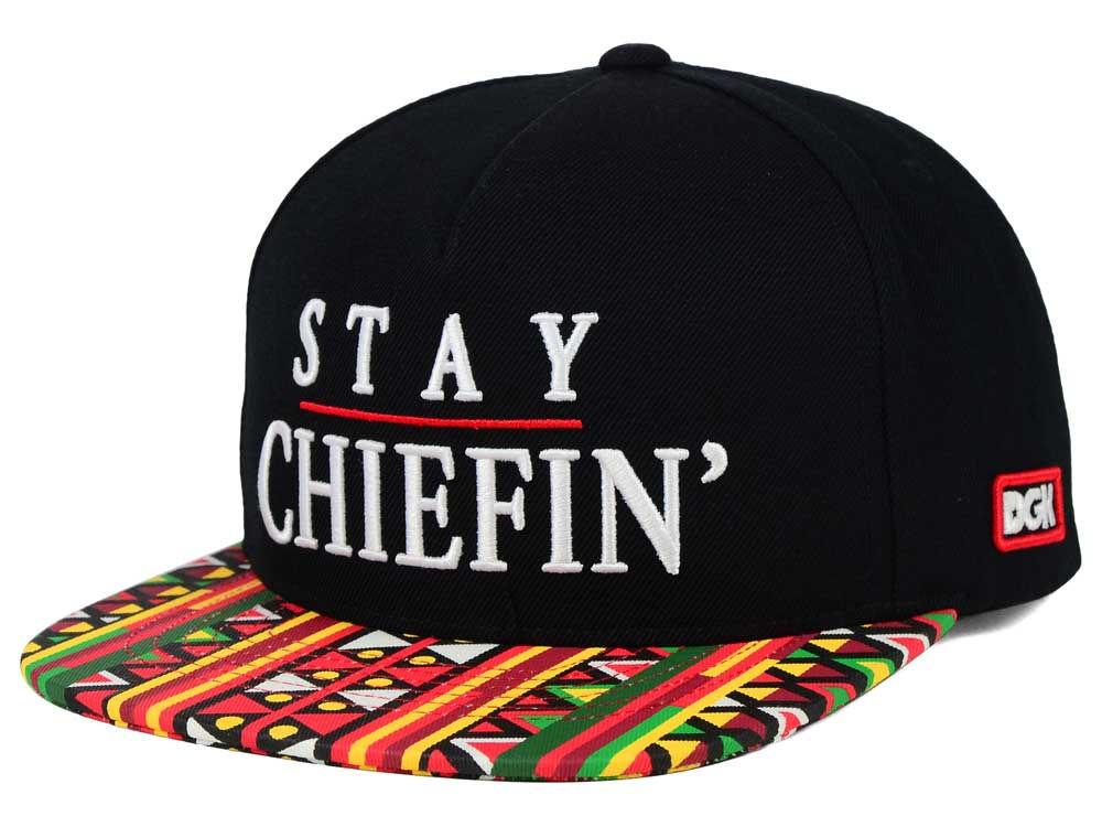 DGK Stay Chiefin Snapback Hat  2b0aa01934c