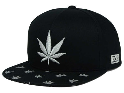 DGK Reflective Chronic Snapback Hat
