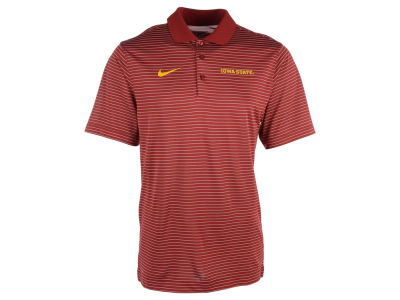 Iowa State Cyclones Nike NCAA Men's Stadium Performance Polo Shirt