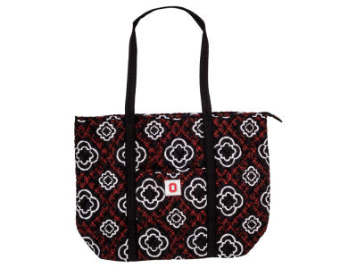 Ohio State Buckeyes Quilted Tote