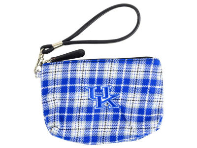 Kentucky Wildcats Quilted Wristlet